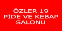 ÖZLER 19 PİDE VE KEBAP SALONU - Firmaseç